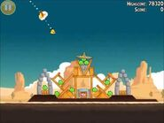 Official Angry Birds Walkthrough Ham 'Em High 12-4