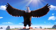 Mighty Eagle Majestic