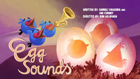 Egg sounds