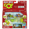 ANGRY BIRDS GO TELEPODS MULTI PACK
