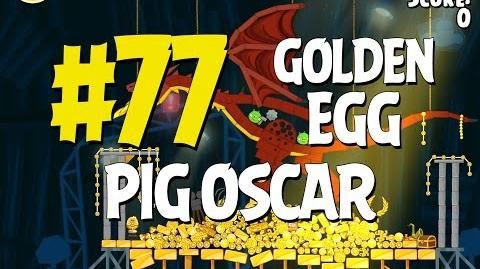 Angry Birds Seasons Piggywood Studios, Part 1! Golden Egg 77 Walkthrough