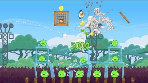 Angry Birds Friends – New Slingshots!