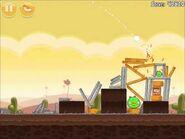 Official Angry Birds Walkthrough Poached Eggs 3-8