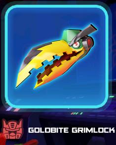 Goldbite Grimlock