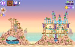 ABStella BeachDayWallOfPigs3