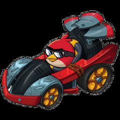 Red en Angry Birds Go!