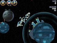 Death Star 2-8 (Angry Birds Star Wars)