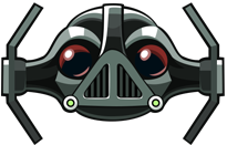 File:Tie tie fighter vader transparent.png