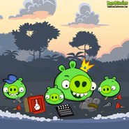 Bad Piggies update teaser