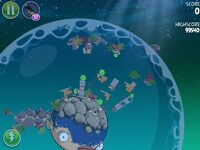 Pig Dipper 6-19 (Angry Birds Space)