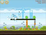 Official Angry Birds Walkthrough Mighty Hoax 4-14