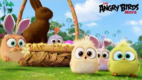 The Angry Birds Movie - Happy Easter from the Hatchlings!