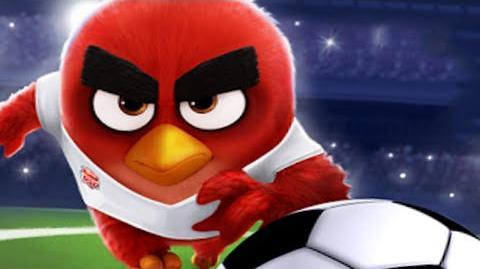 Angry Birds Goal - Let's Join a Bird Island Soccer Team!