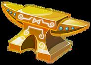 GoldenAnvil (Transparent)