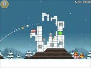 Official Angry Birds Seasons Walkthrough Season's Greedings 1-10