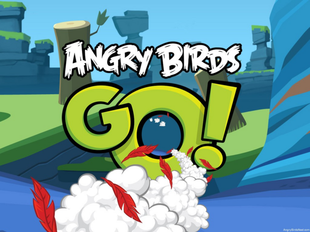 File:Angry Birds Go Coming Soon.png