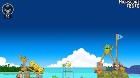 Angry Birds 29-3 Flock Favorites 3 Star Walkthrough