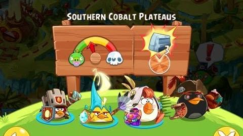 Angry Birds Epic Southern Cobalt Plateaus Walkthrough
