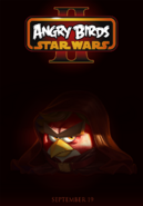 Angry birds star wars ii september 19 by camarasketch-d6h3fyi
