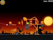Official Angry Birds Seasons Walkthrough Trick or Treat 3-3