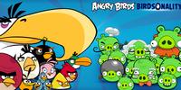 Angry Birds Birdsonality