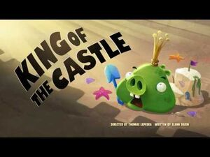 "Angry Birds Toons episode 34 sneak peek ""King Of The Castle"""