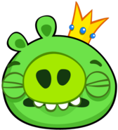 King frighten copy