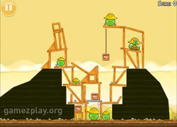 Angry Birds 10-15