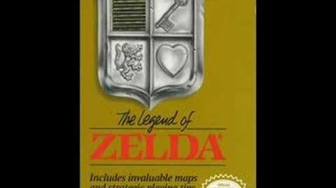 The Legend of Zelda - Overworld