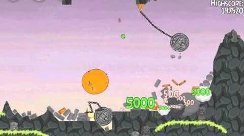Angry Birds Seasons South HAMerica 1-9 Walkthrough 3 Star