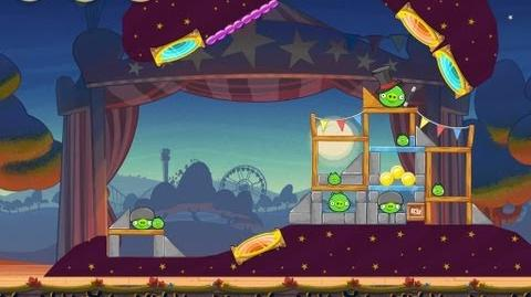 Angry Birds Seasons Abra-ca-Bacon 1-13 Walkthrough 3-Star