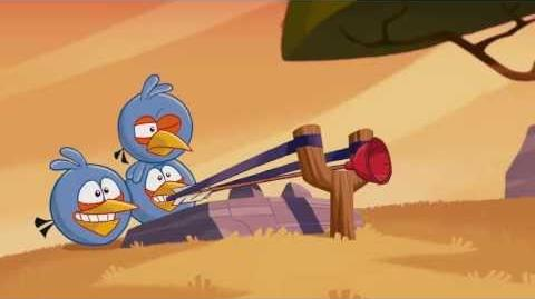 """Angry Birds Toons episode 9 sneak peek """"Do As I Say"""""""