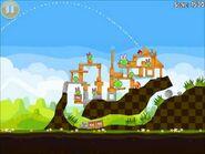 Official Angry Birds Seasons Walkthrough Easter Eggs 1-8
