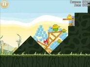 Official Angry Birds Walkthrough The Big Setup 9-8