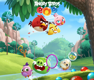 Angry Birds POP! Banner 3