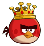 King Red - Angry Birds