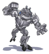 LOCKDOWN FOREMAN PIG TRANSPARENT