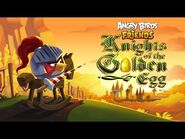 Angry Birds Friends - The Knights of the Golden Egg