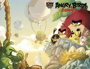 Angry bids comics - 9 sub ver cover