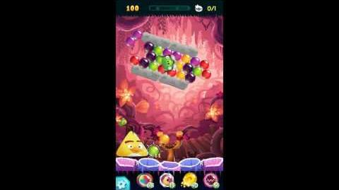 Angry Birds POP! Level 34 Walkthrough