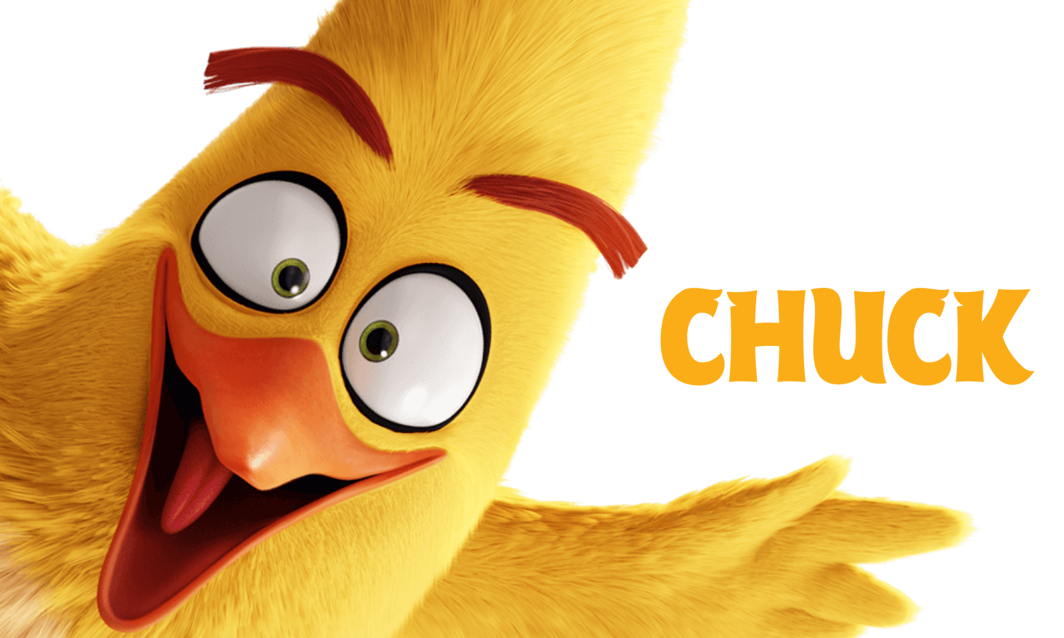 Images Of Angry Birds Characters: Plik:Chuck Angry Birds Movie Character.png