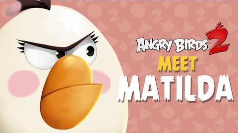 Angry Birds 2 – Meet Matilda Explosive Spirit!