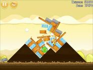 Official Angry Birds Walkthrough Mighty Hoax 5-15