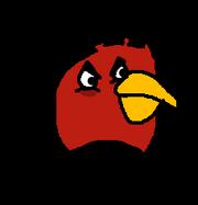 Angry Birds Heat Bird