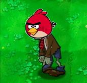 Red Bird Zombie