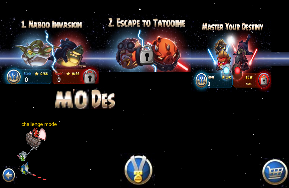 angry birds star wars online
