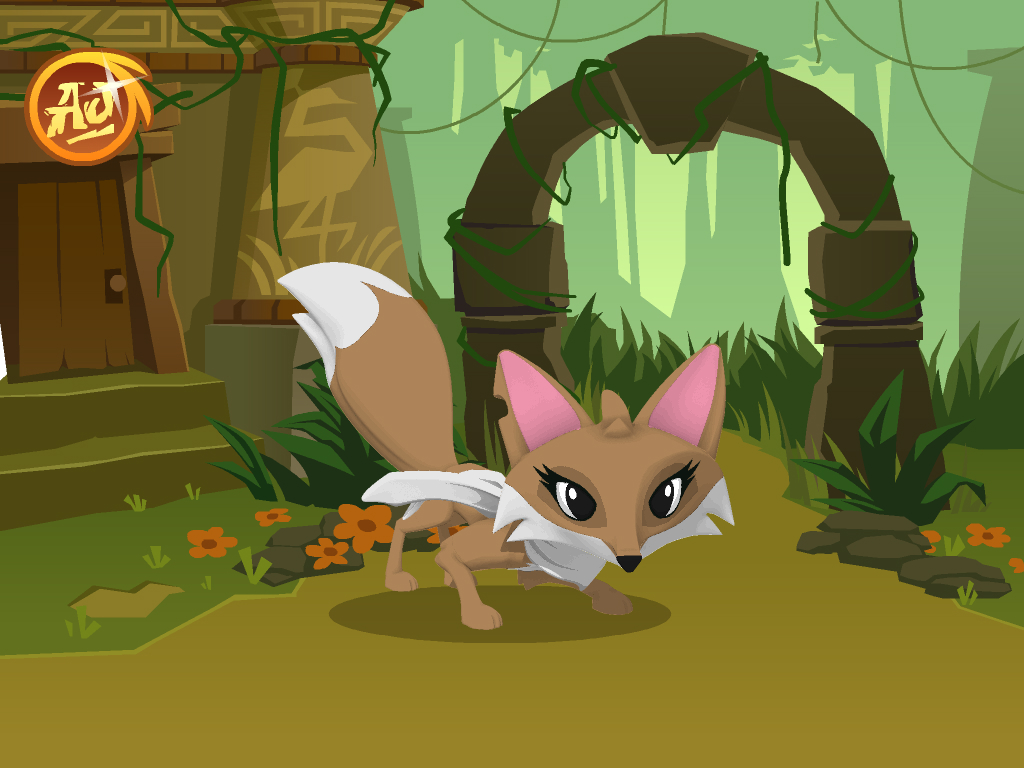 Eevee 133 animal jam pokemon wikia fandom powered by - Animaljam wiki ...