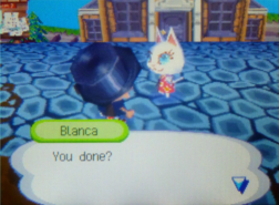 Blanca WW Face Complete Normal