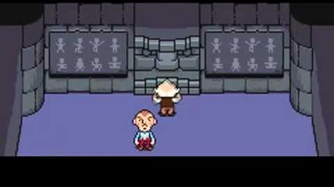 MOTHER 3 Wess Dance