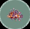 Zebra Turkeyfish (City Folk)
